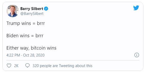 بیت-کوین-برنده-اتخابات-آمریکا