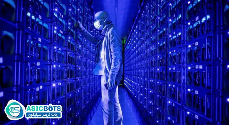 استخراج کنندگان بیت کوین در چین، دستگاه های خود را می فروشند!!