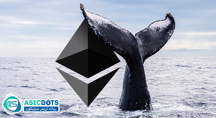 سانتیمنت: نهنگ های اتریوم یبش از 20 درصد شبکه را در اختیار دارند